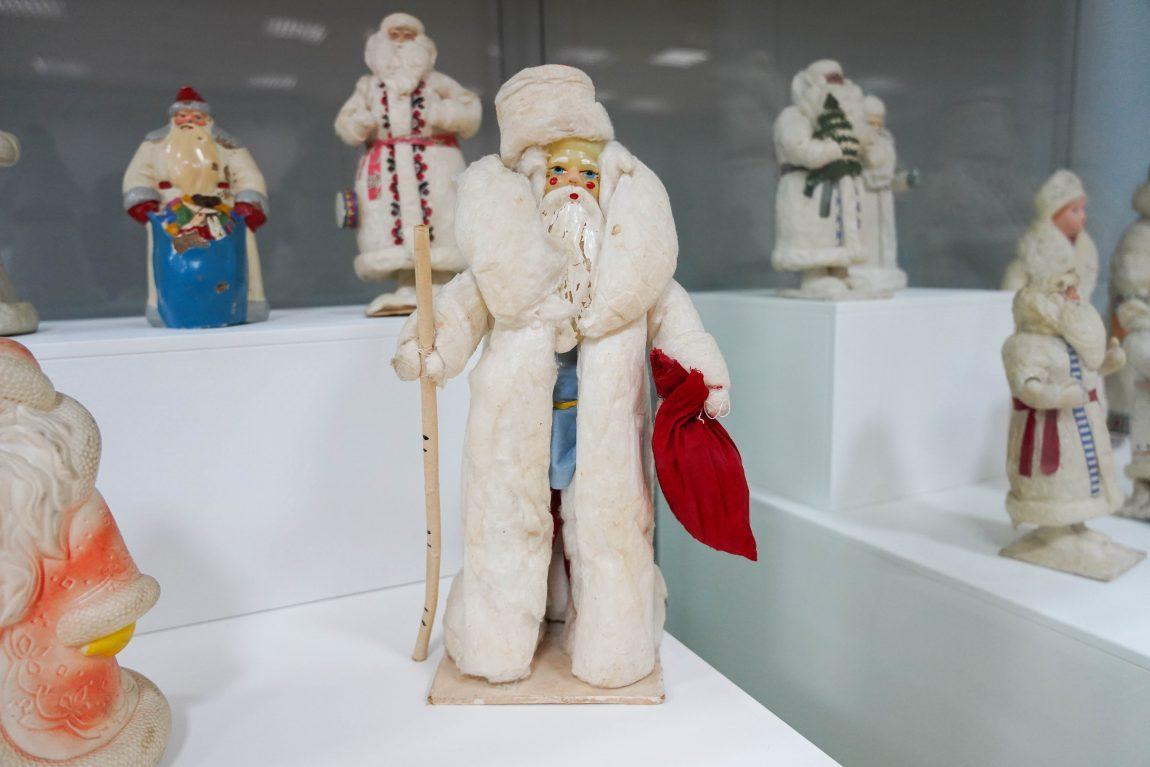 Новогодняя программа Центра «Эрмитаж-Казань» иВыставочного зала «Манеж» 2021
