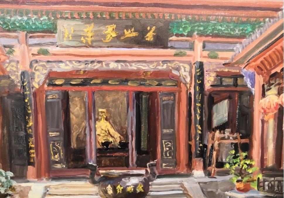 Выставка «Китай вглазах татарстанцев»