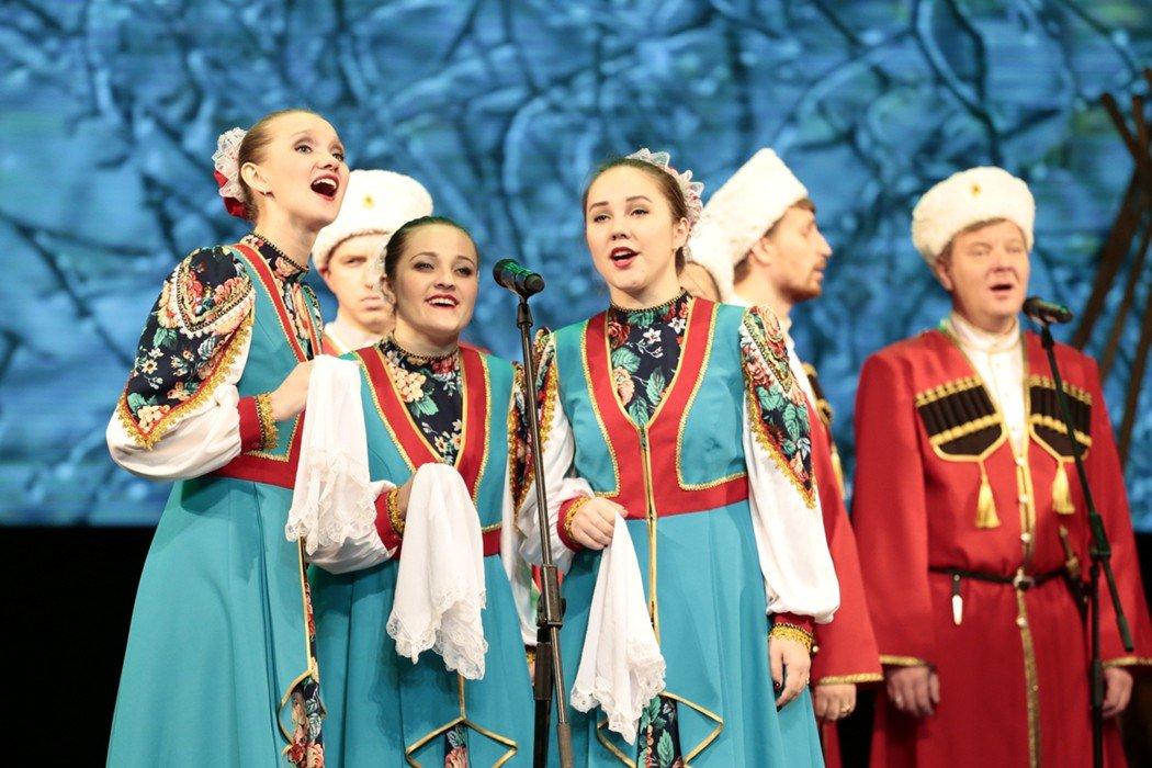 Гала-концерт фестиваля «Возьмемся заруки, друзья!» 2017