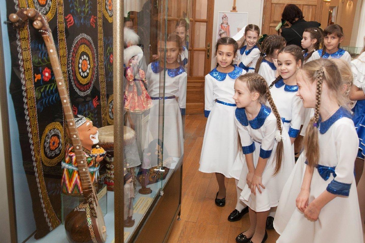 Акция «Ура! Каникулы!» вНациональном музее РТ2019