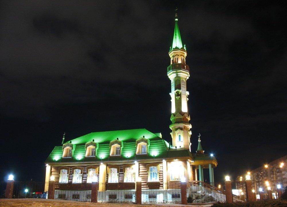 Мечеть «Казан Нуры»