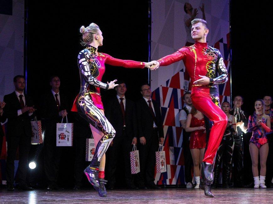 Всероссийские соревнования поакробатическому рок-н-роллу 2019