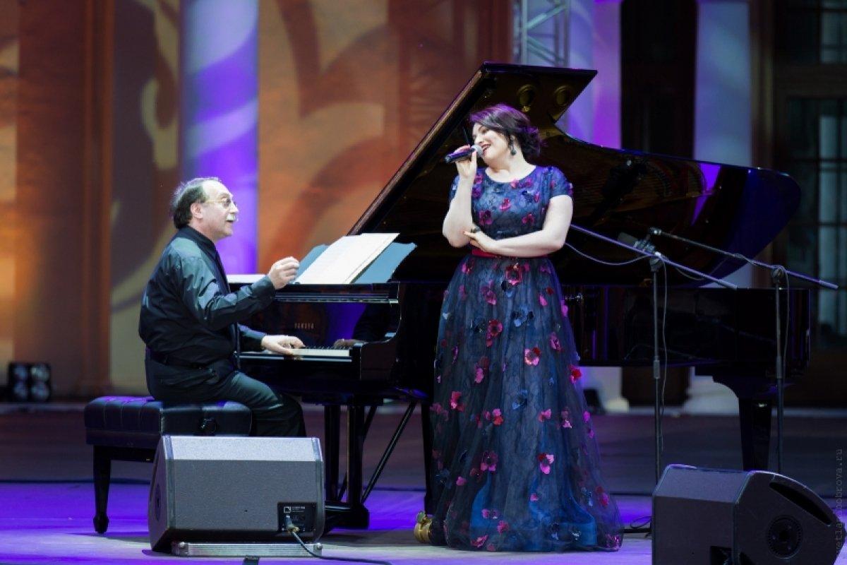 Концерт Хиблы Герзмавы иДаниила Крамер 2018