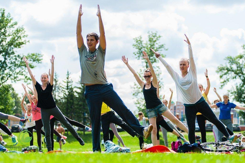 Закрытие шестого сезона проекта «Зеленый фитнес» 2020