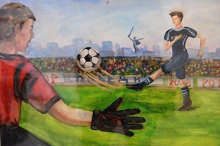 Футбольная ночь в«Хазинэ» 2018