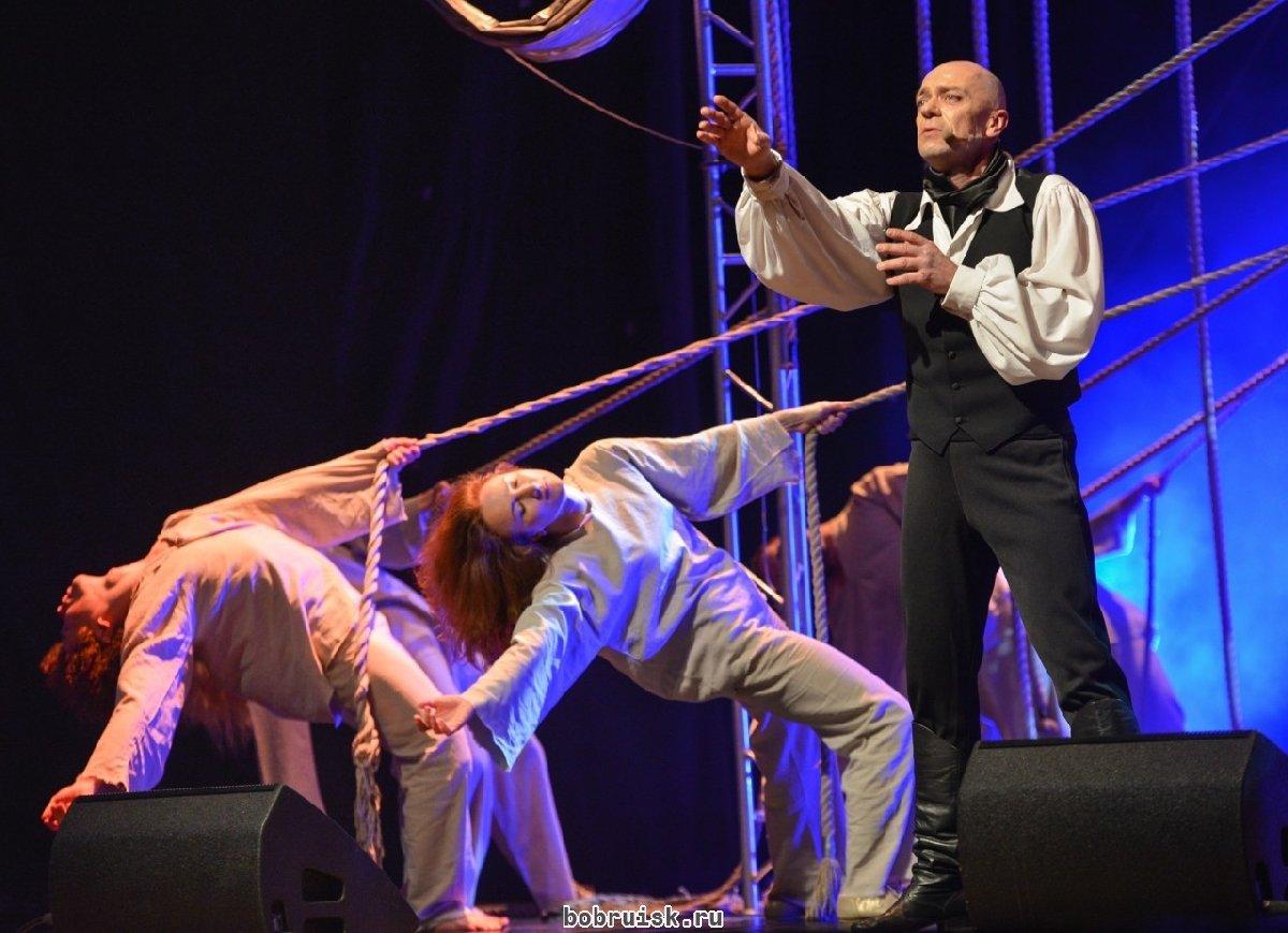 Рок-опера «Юнона иАвось» 2020