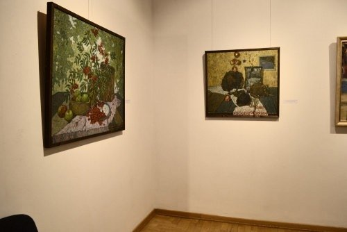 Выставка Исмагила Минтагировича Халилуллова «к 90-летию содня рождения художника»