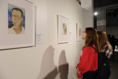 Выставка «Глаз видящий, глаз знающий»