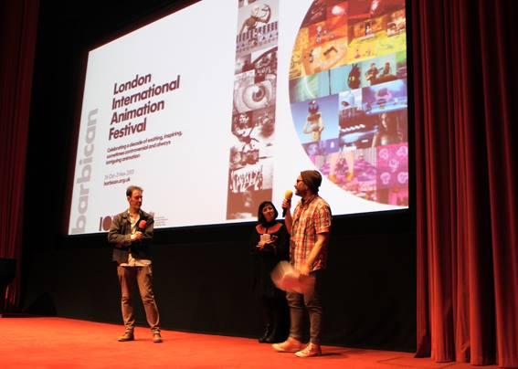 Показы фильмов Лондонского Международного анимационного фестиваля LIAF-2018