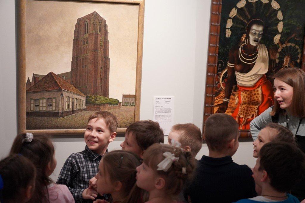 Международный день защиты детей вЦентре «Эрмитаж-Казань» 2020