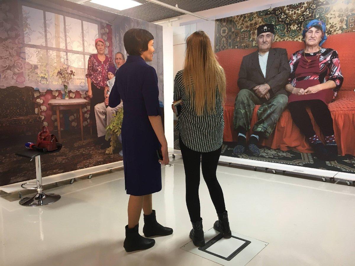 Выставка Сергея Потеряева «Тартария. Новоя топография»