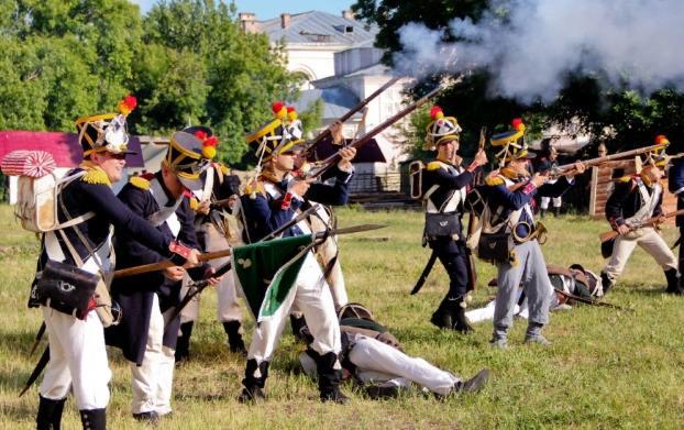 Фестиваль «Восток– Запад: Отечественные войны России» 2020