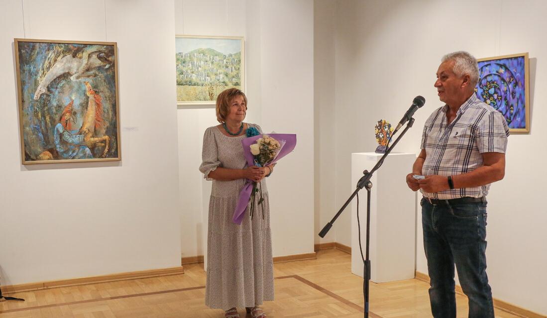 Выставка «Bizyak. Арабеск»