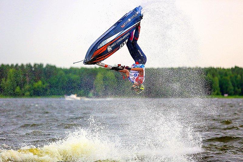 Чемпионат России поаквабайку 2019