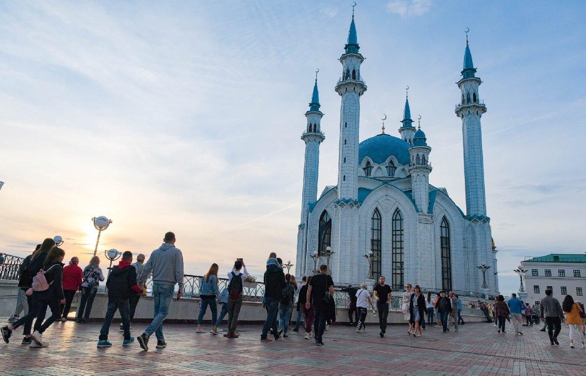 Акция «Стань туристом всвоем городе» 2020