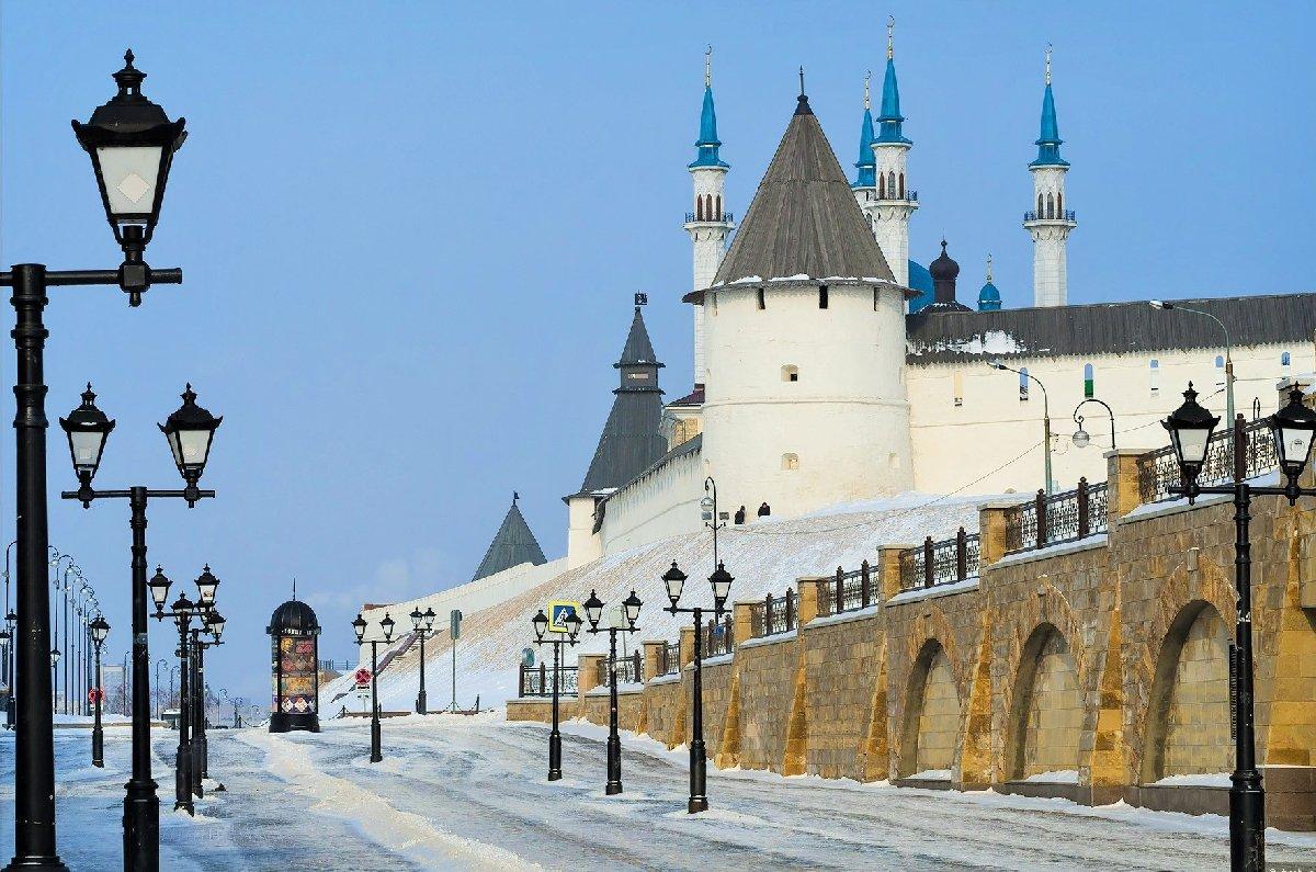 Обзорная экскурсия поКазани спосещением Казанского Кремля