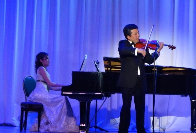 Международный фестиваль новой музыки «Европа-Азия» 2017