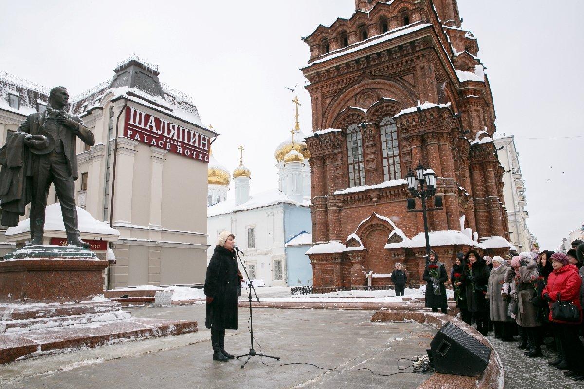 Праздник «Приношение Ф. И. Шаляпину» 2019
