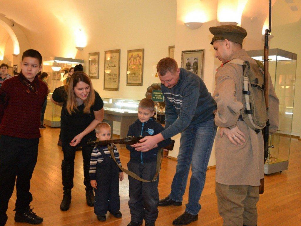 Музейная программа «Воин навсе времена» 2019