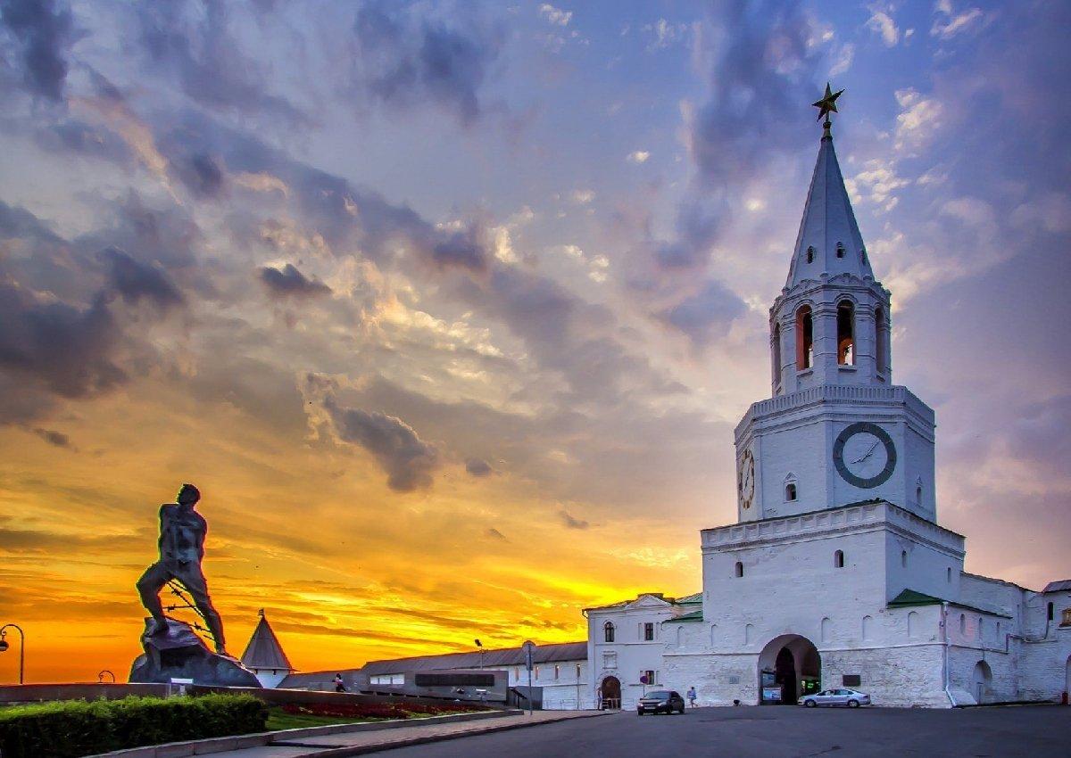 Экскурсии потерритории Казанского Кремля 2020
