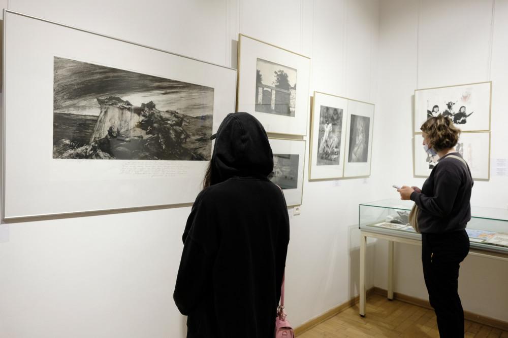 Казанская международная биеннале печатной графики «Всадник» 2021