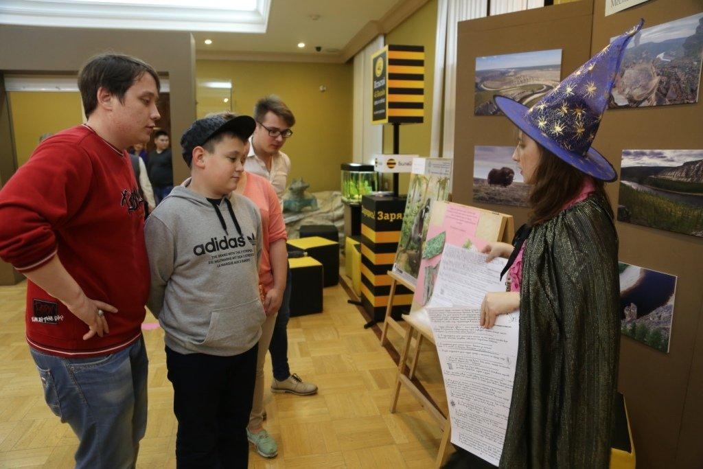 «Ночь музеев» вМузее естественной истории Татарстана 2019