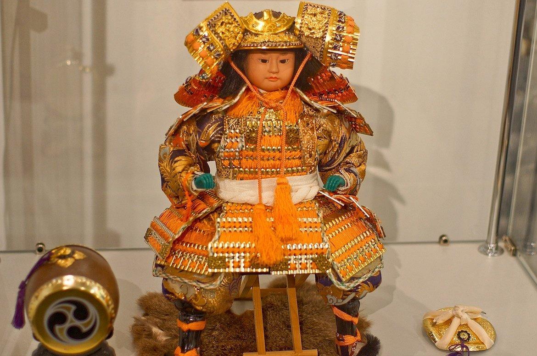 Выставка «Куклы Японии»