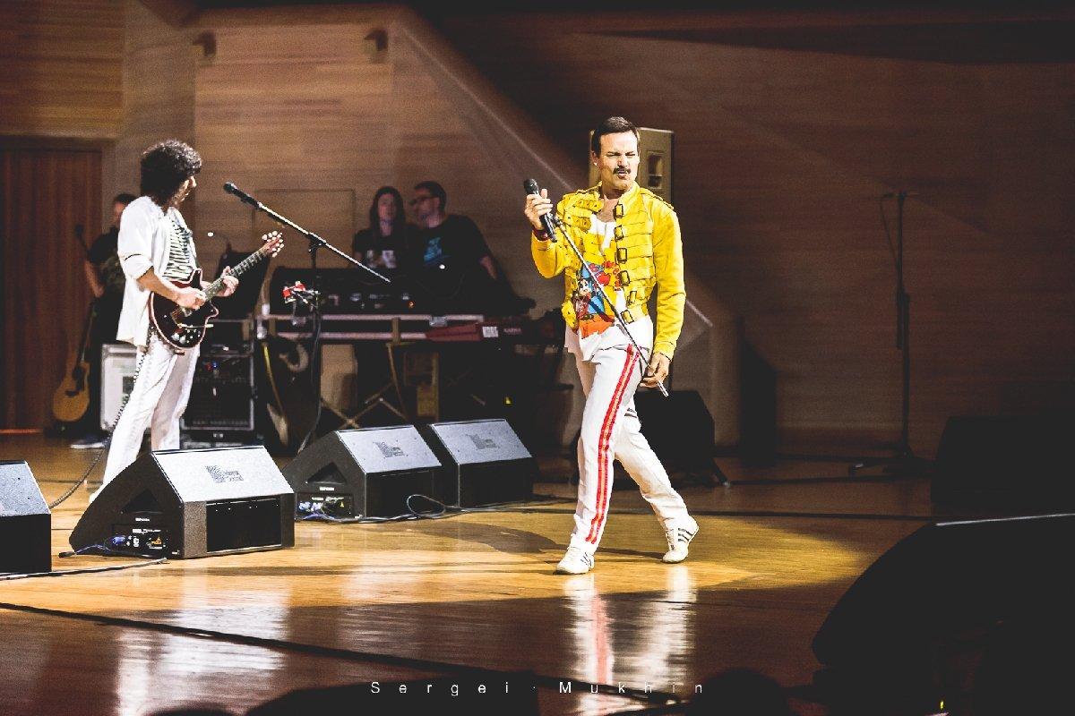 Концерт группы Radio Queen 2019