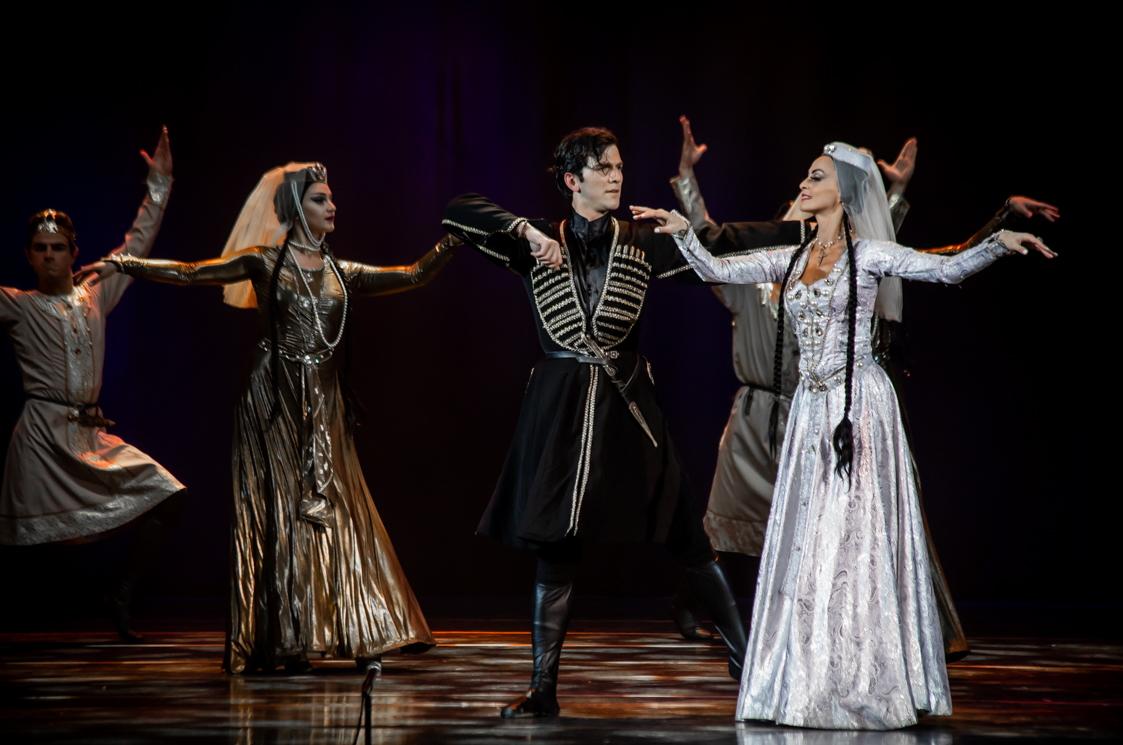 Шоу Королевского национального балета Грузии 2021