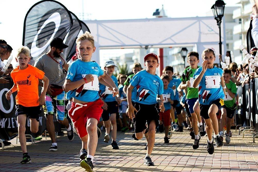 Детский забег «Kids run» 2018
