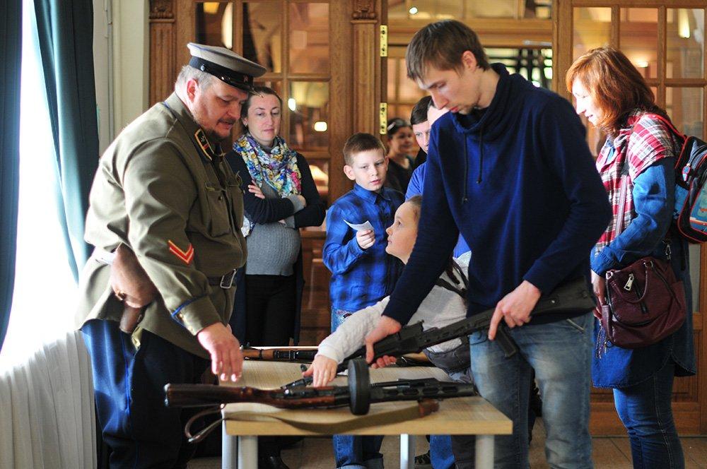 День защитника Отечества вНациональном музее РТ2020