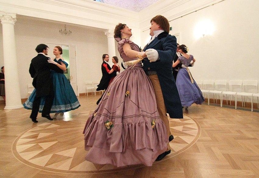 Пушкинский бал вМузее Е.А. Боратынского 2018