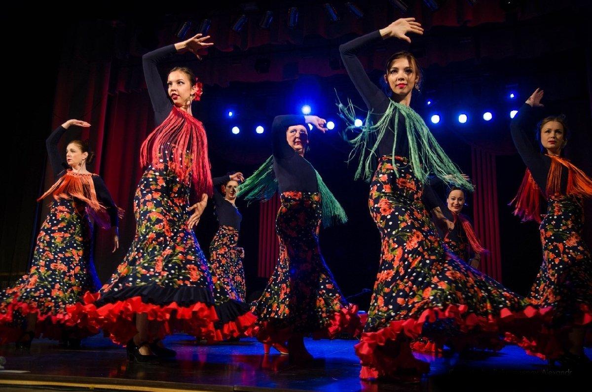 Фестиваль «Фламенко над Волгой» 2018