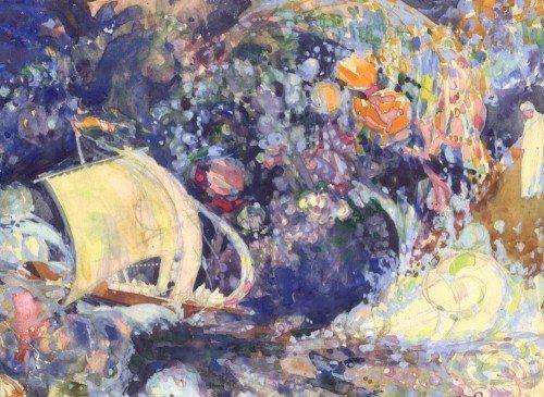 Выставка «Дмитрий Мощевитин (1894–1974). Графика. Проект «Московские казанцы»