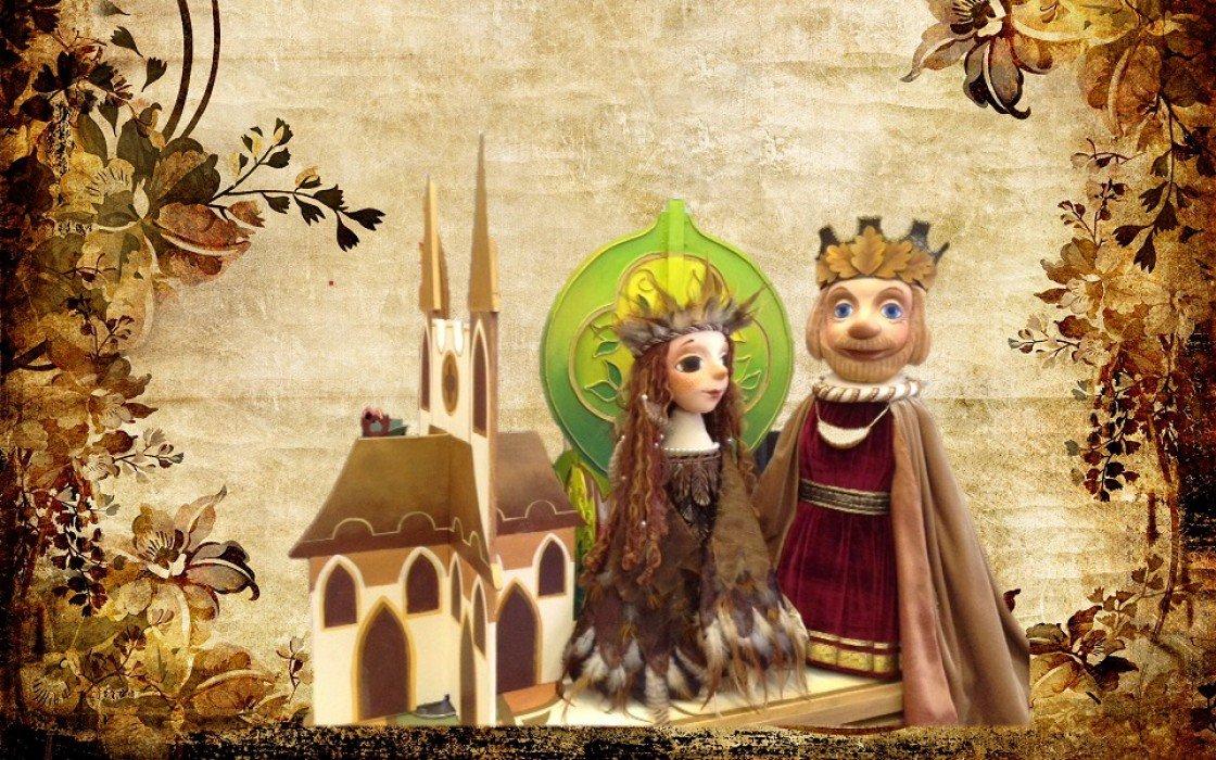 Кукольный спектакль «Принцесса Крапинка»