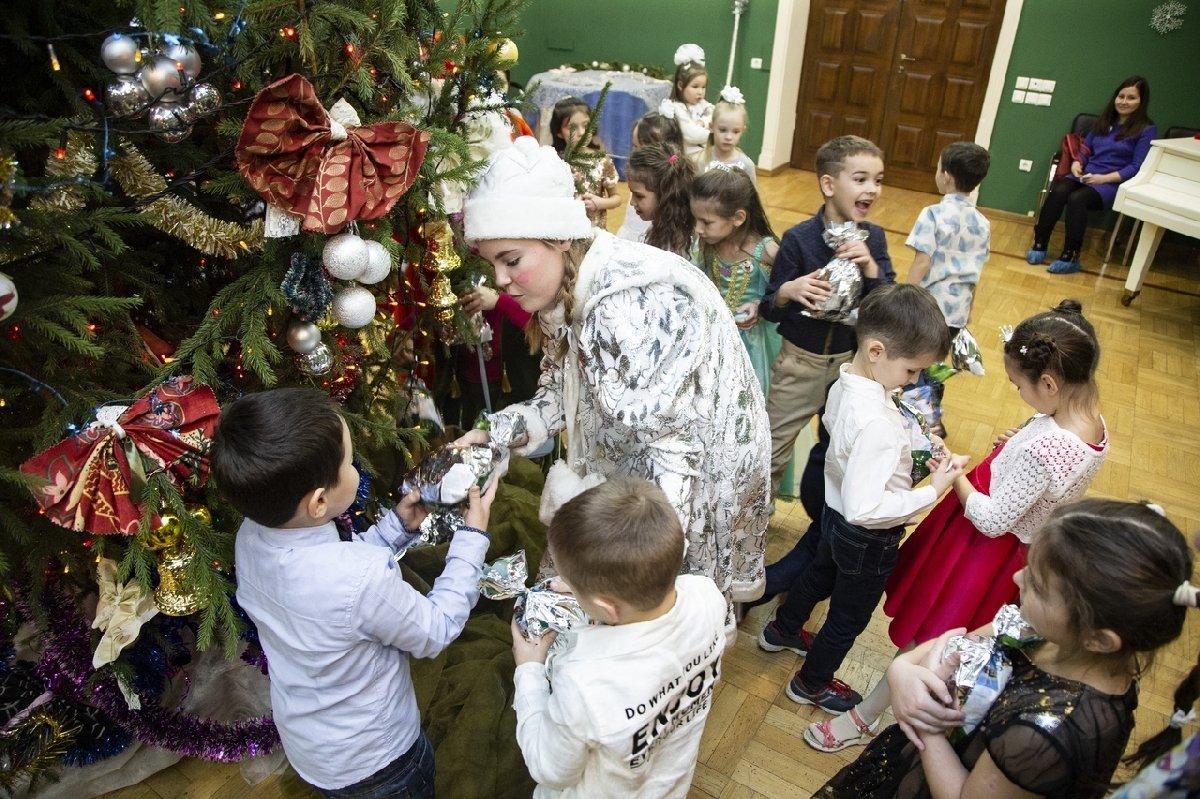 Новогодняя программа вцентре «Эрмитаж-Казань» 2020/2021