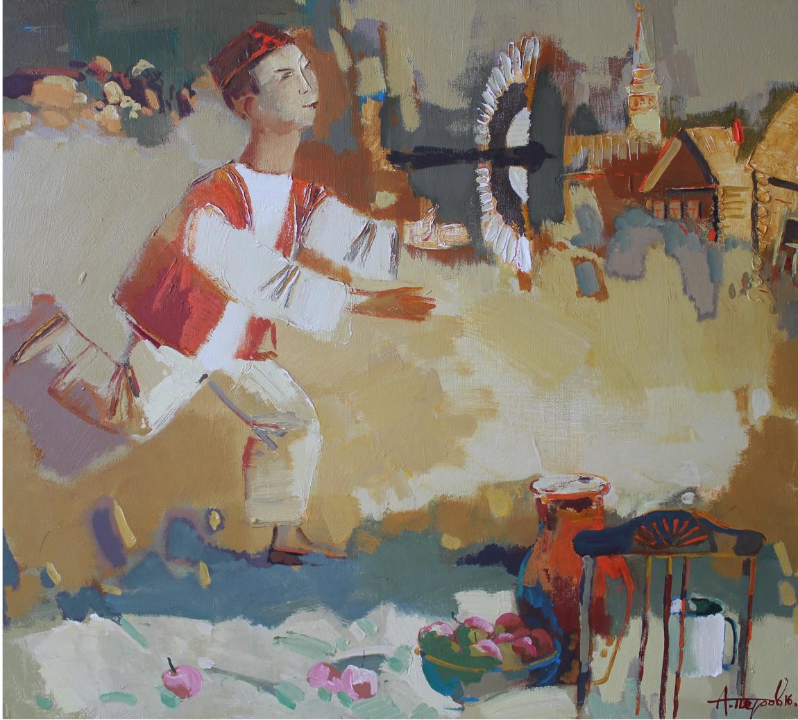 Выставка «Александр Петров»