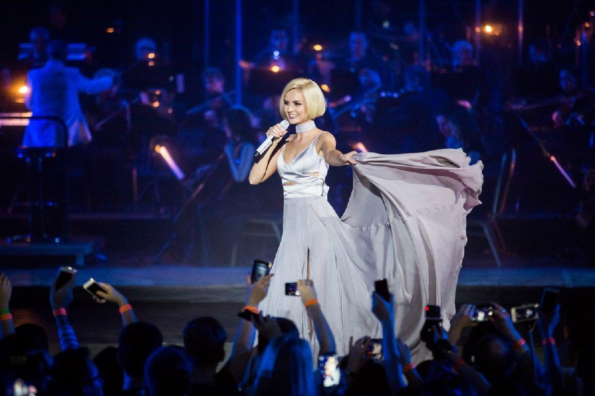 Концерт Полины Гагариной 2020