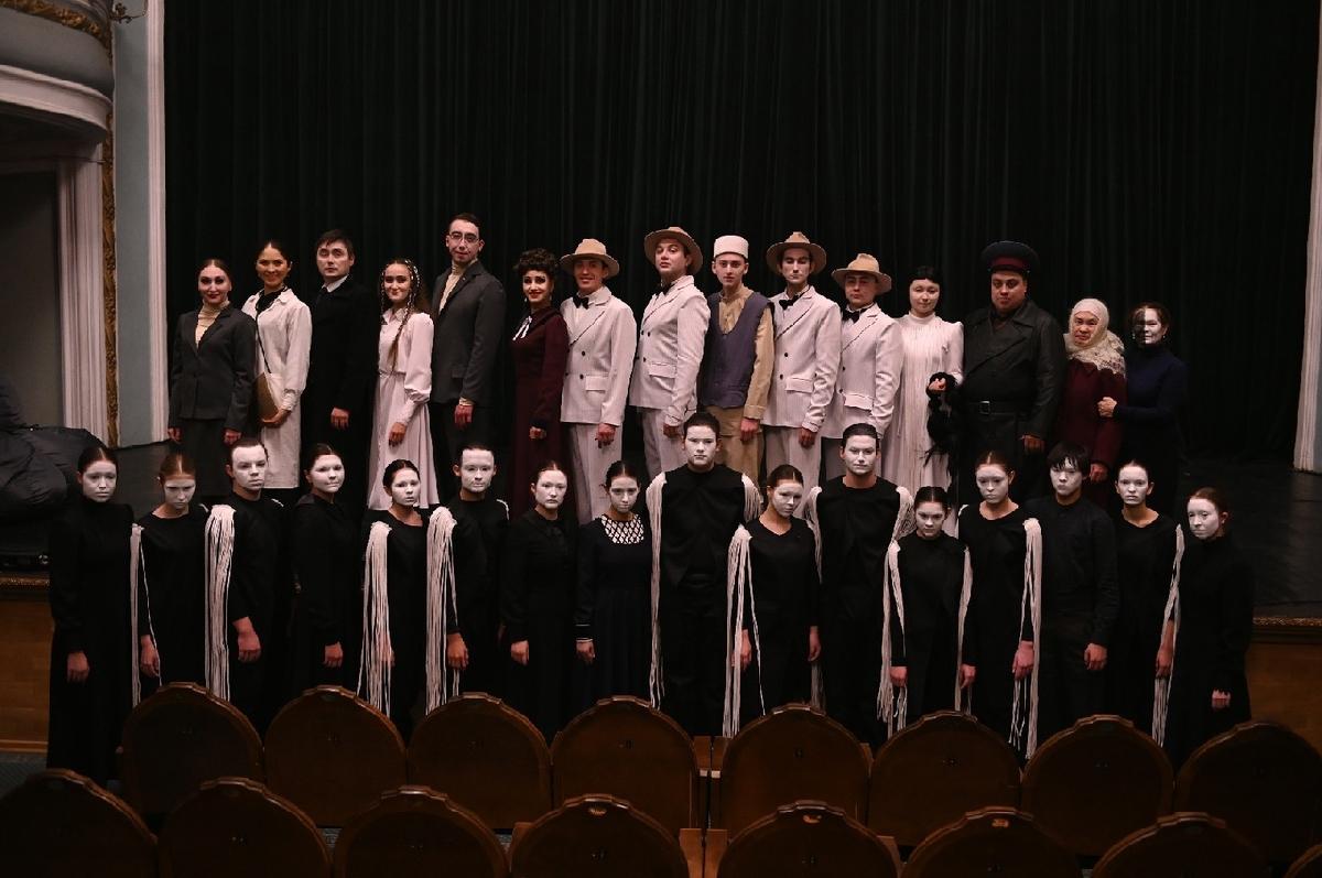 Международный театральный фестиваль тюркских народов «Науруз» 2021