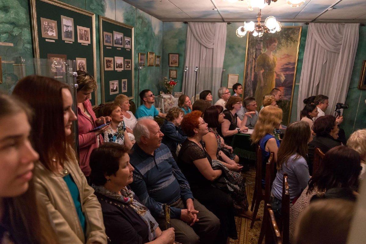 Акция «Ночь музеев» вНациональном музее РТ2021
