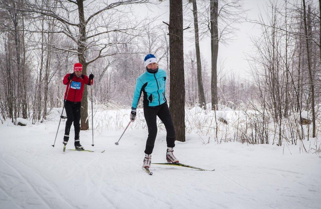 Открытая тренировка полыжам 2018