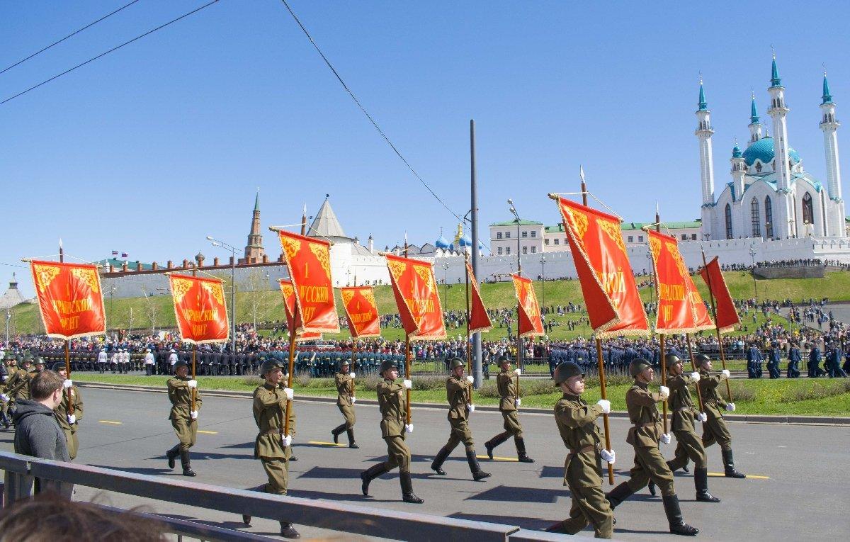 Парад вчесть 75-летия Победы 2020