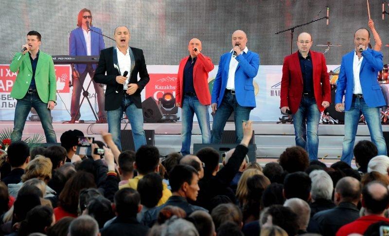 «Праздник Песни» сХором Турецкого 2017
