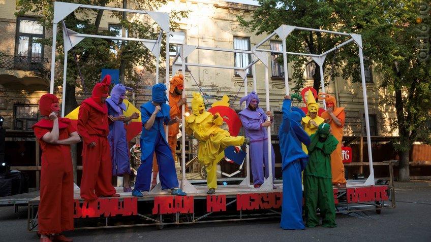 Фестиваль моды, дизайна иуличного перфоманса «Окно» 2019