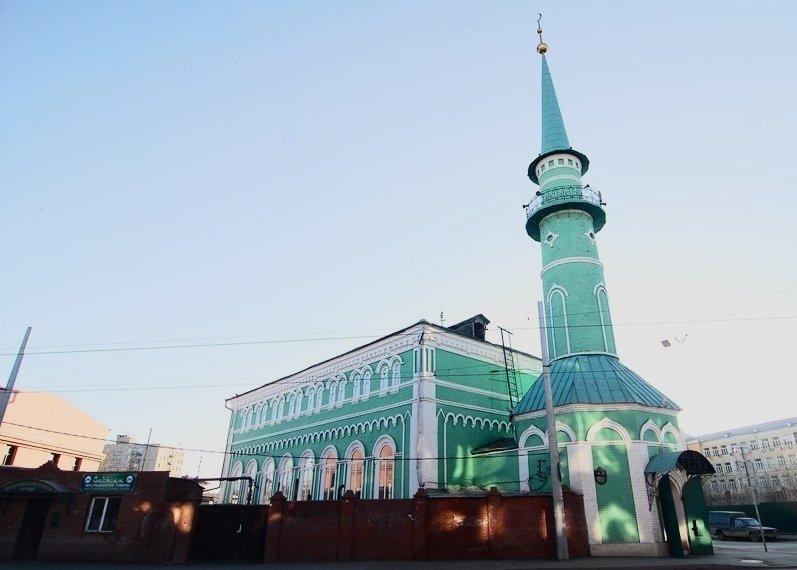 Султановская мечеть