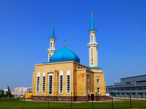 Мечеть «Гаиля»