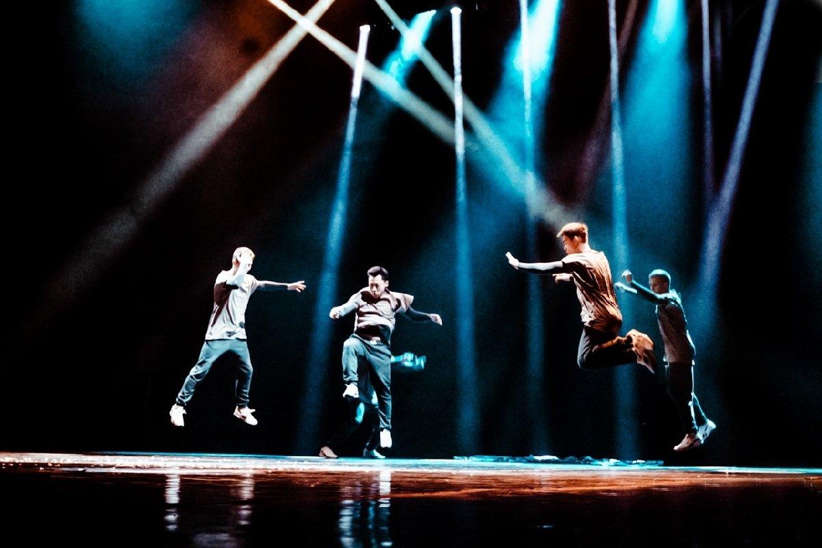 Шоу света итьмы «ЮДИ» 2017