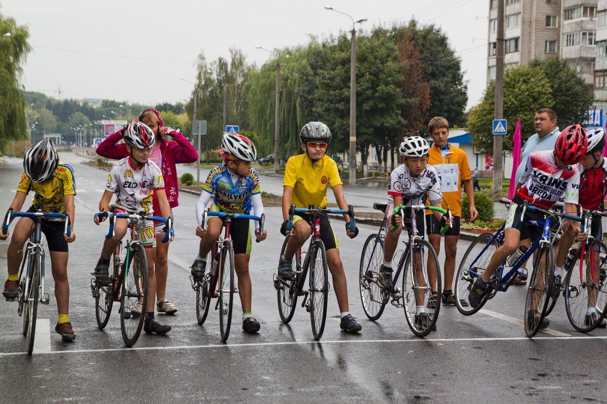Чемпионат города повелоспорту «Критериум» 2017