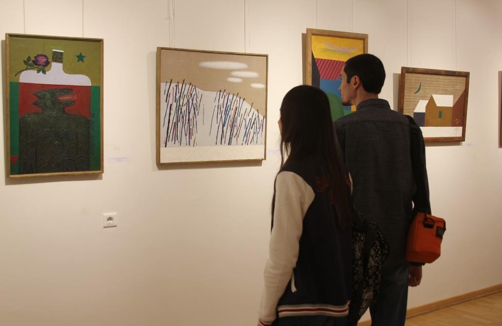 Выставка «Хамза Шарипов. К60-летию содня рождения»