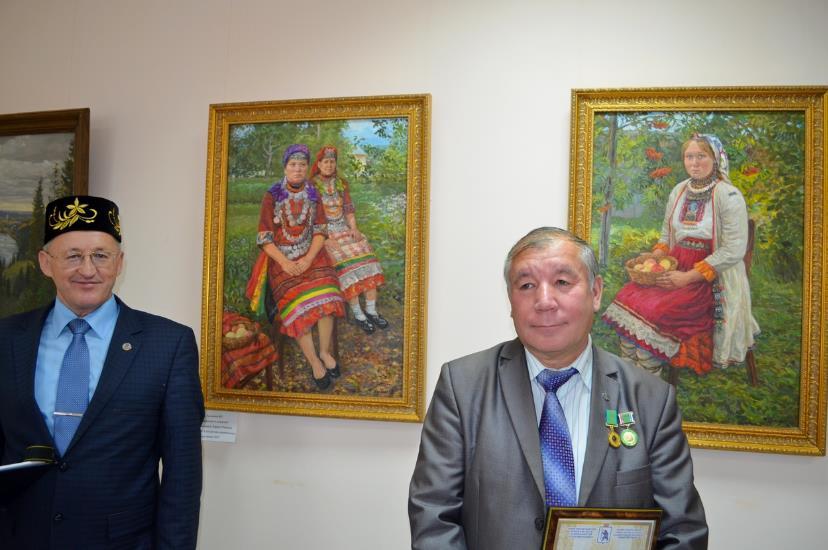 Выставка Фирината Халикова «Живопись. Графика. К60-летнему юбилею»